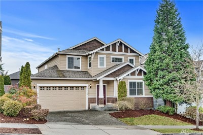Bothell Single Family Home For Sale: 4028 167th Place SE