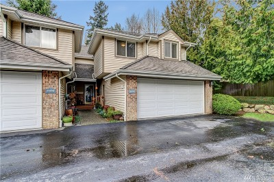 Kent Single Family Home For Sale: 23408 100th Ave SE #B103