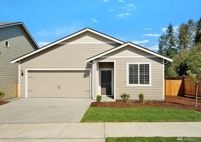 Puyallup Single Family Home For Sale: 11030 191st St Ct E