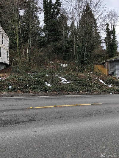 Seattle Residential Lots & Land For Sale: 7511 Dumar Wy SW