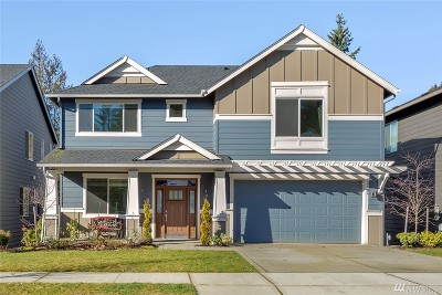 Gig Harbor Single Family Home For Sale: 10502 Sentinel Dr