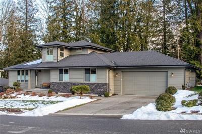 Single Family Home For Sale: 1208 Creekwood Lane