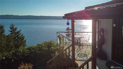 Port Orchard Single Family Home For Sale: 10125 Cove Wy SE