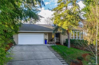 Bellevue Single Family Home For Sale: 2233 109th Ave NE