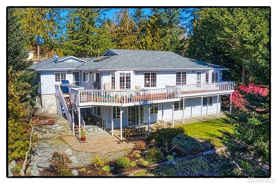 La Conner Single Family Home For Sale: 301 Snohomish Dr