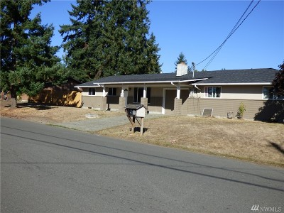 Olympia Multi Family Home For Sale: 334 Choker St SE