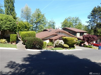 Federal Way Condo/Townhouse For Sale: 4718 SW 317th Lane #B
