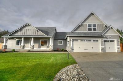 Olympia Single Family Home For Sale: 8630 Horizon Lane SE
