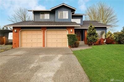 Everett Single Family Home For Sale: 4711 123rd St SE