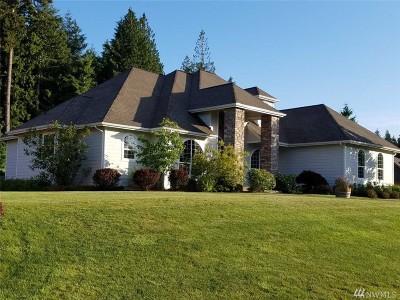 Olympia Single Family Home For Sale: 9225 Foxridge Lane SE