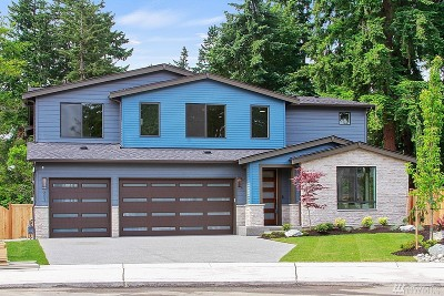 Bothell Single Family Home For Sale: 217 234th (Lot 5 ) Place SE #5