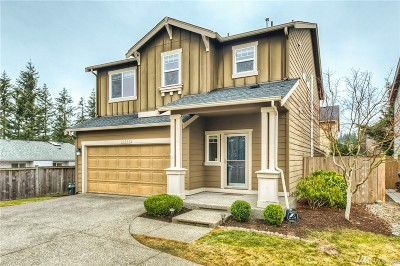 Maple Valley Single Family Home Contingent: 26202 241st Place SE