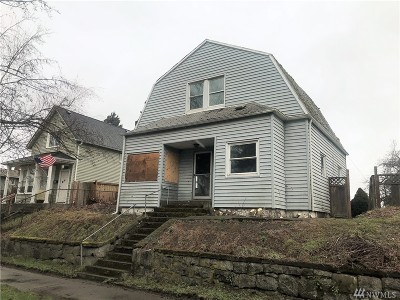 Tacoma Single Family Home For Sale: 613 S 35th St