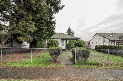 Seattle Single Family Home For Sale: 8136 28th Ave SW