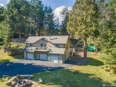Shelton Single Family Home Pending: 1330 E Point Wilson Rd