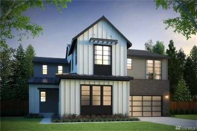 Bainbridge Island Single Family Home Pending: 8762 NE Winslow Grove Ct