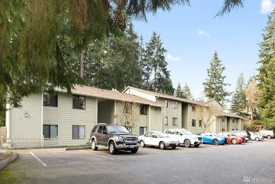 Mountlake Terrace Condo/Townhouse For Sale: 5502 220th St SW #D201