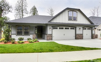 Bonney Lake Single Family Home For Sale: 7612 Connells Prairie Rd E