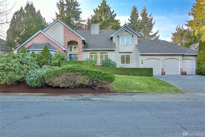 Sammamish Single Family Home For Sale: 24640 SE 44th St