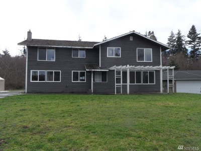 Camano Island Single Family Home For Sale: 1270 Uplands Dr