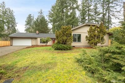 Spanaway Single Family Home Contingent: 14606 17th Av Ct S