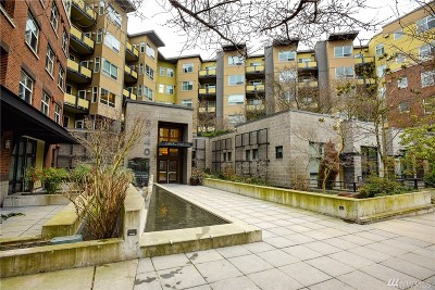 Condo/Townhouse Sold: 5440 Leary Ave NW #224