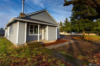 Rochester Single Family Home Pending Inspection: 8546 180th Wy SW