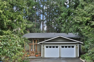 Langley Single Family Home Sold: 2869 Hi Crest Rd