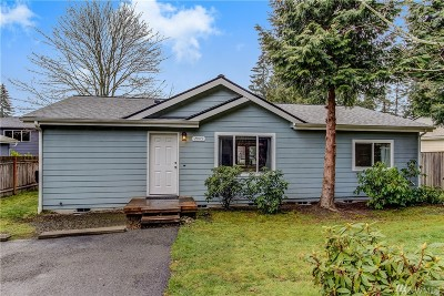 Shoreline Single Family Home For Sale: 20115 30th Ave NE
