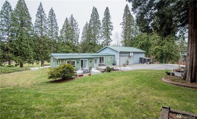 Blaine Single Family Home Sold: 4294 Birch Bay Lynden Rd