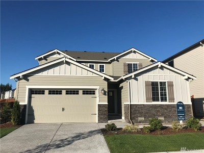 Bonney Lake Single Family Home For Sale: 20015 147th St E #80
