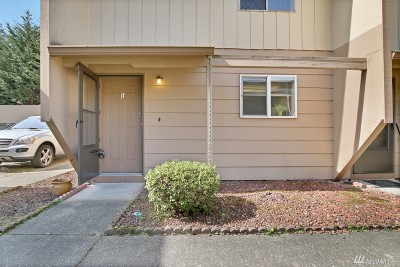 Tacoma Condo/Townhouse For Sale: 4819 S 56th St #1