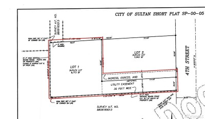Sultan Residential Lots & Land For Sale: 513 4th St
