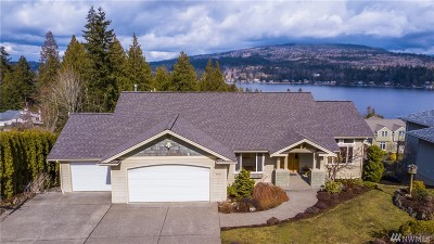 Whatcom County Single Family Home For Sale: 4911 Coronado Lane