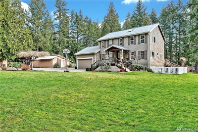 Sammamish Single Family Home For Sale: 3436 225th Ave SE