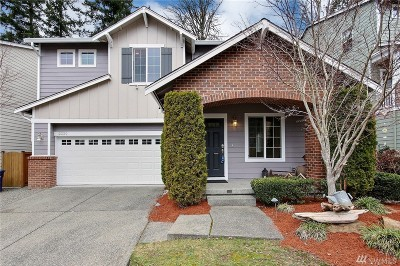 Bothell Condo/Townhouse For Sale: 12220 NE 203rd St