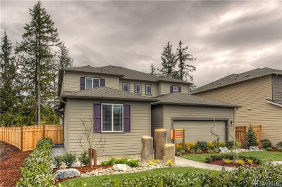 Bonney Lake Single Family Home For Sale: 14619 200th Ave E #76