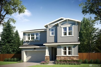 Maple Valley Single Family Home Contingent: 27019 237th Place SE #53