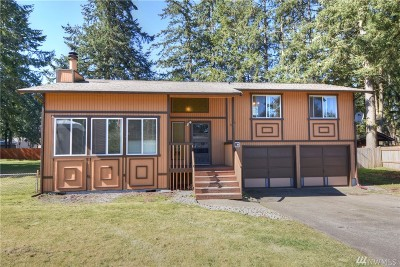 Olympia WA Single Family Home For Sale: $269,950