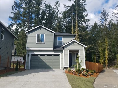 Lakewood Single Family Home For Sale: 8138 116th St Ct SW #Lot14