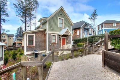 Grays Harbor County Single Family Home For Sale: 31 Sellwood Lane