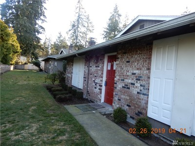 Federal Way Condo/Townhouse For Sale: 2107 SW 318th Place #A