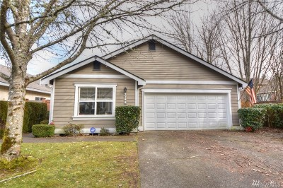 Lacey Single Family Home Pending: 4744 Remington Lane SE