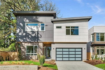 Kirkland Single Family Home For Sale: 13120 NE 112th St