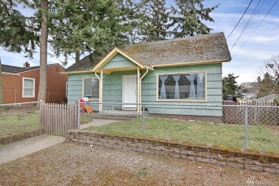 Tacoma Single Family Home For Sale: 2930 39th Ave NE