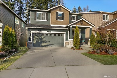 Bothell Single Family Home For Sale: 3323 195th Place SE