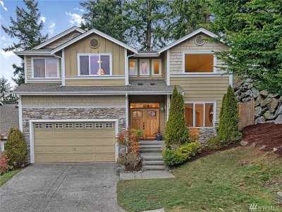 Edmonds Single Family Home For Sale: 9815 234th Place SW