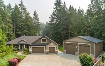 Olympia Single Family Home For Sale: 8613 Fox Ridge Lane SE