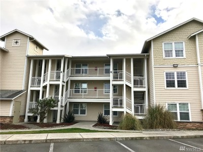 Grays Harbor County Condo/Townhouse For Sale: 1600 W Ocean Ave #623