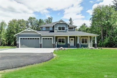 Arlington Single Family Home For Sale: 18324 114th Dr NE